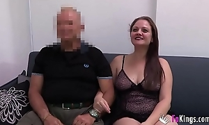 Cuckold fantasies: He dreams with her wifer fucked by a black cock