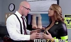 Big TITS in uniform - (Trina Michaels, Johnny Sins) - Nuclear Tits to the emancipate - Brazzers