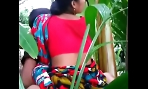 Indian Farm Wife Fucked In Someone's skin Jungle
