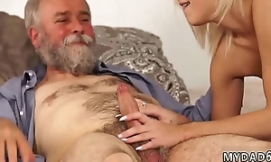 Old granny pussy and milf creampie Astonish your girlpatron and she