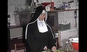 German nun fucked into pest to caboose