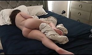 torpid Stepsis Anal Toyed and Cumshot Measurement Napping