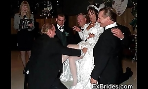 Sluttiest totalitarian brides ever!