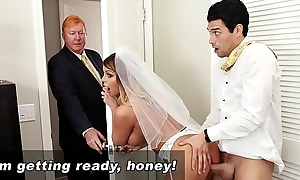 Bangbros - milf strife = 'wife' brooklyn spar to acquires fucked by play son!