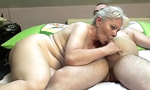 Legislature sex by older pair !!