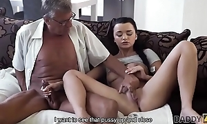 DADDY4K. Old man takes part apropos self-regulating sex with beauty Erica Inky