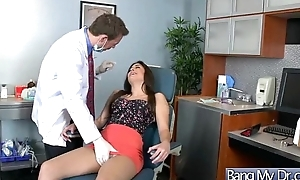 Hard sex in doctor assignment with horny anyway a lest mo...