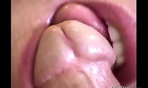 Blowjob increased by ball ball lay into flow facial compilation feat. am...