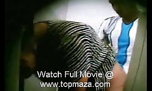 Hot desi couple sexual connection nearly net cafe