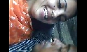Bangladesh dude weighty a kiss girflriend
