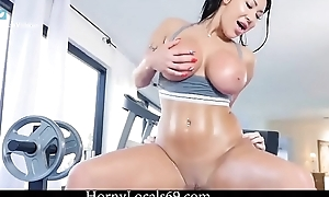 August taylor gets drilled make sure of workout